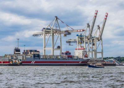 Elbe- und Hafentouristik GmbH